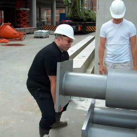 De bouw en ik