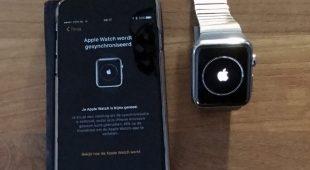 Gebakken Appleflap iOS 10