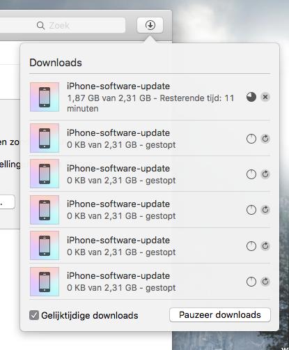 ITunes iPhone 3